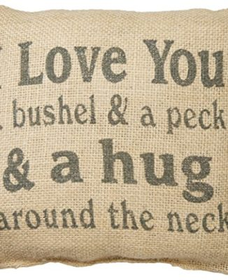 Country-House-Collection-8-x-8-Mini-Burlap-Pillow-Bushel-and-a-Peck-0