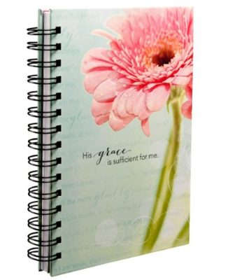 His-Grace-is-Sufficient-Hardcover-Wirebound-Journal-0