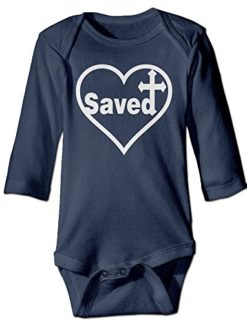 Infant-Baby-Toddler-Saved-Cross-Heart-Christian-Onesie-Babysuit-3-Colors-0